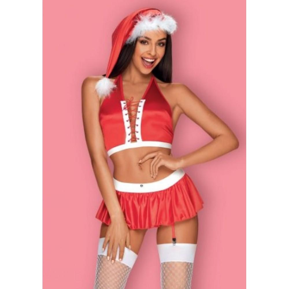 Erotisks Ziemassvētku komplekts Obsessive Ms Claus