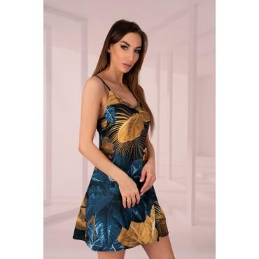 Naktskleitiņa LivCo Corsetti Fashion Clairee Aquareel Collection