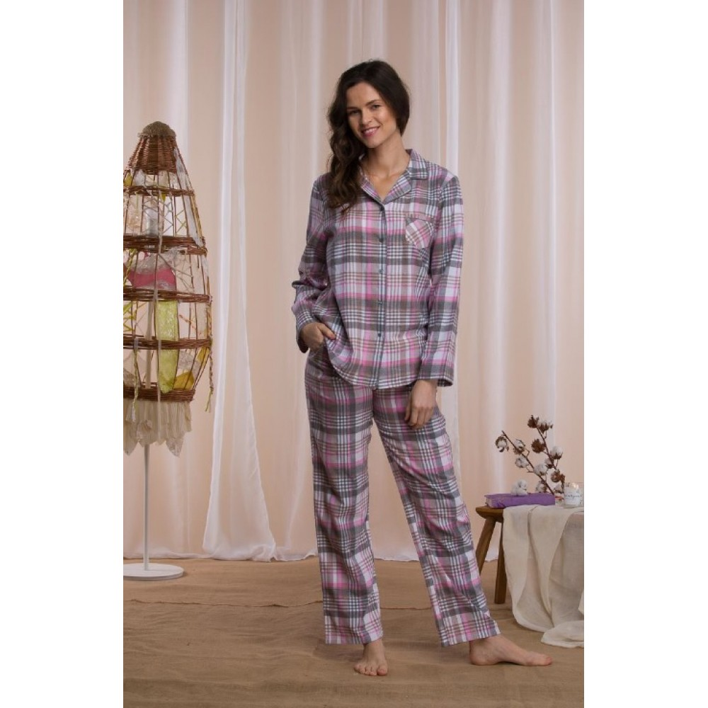 Kokvilnas pidžama Key LNS-423 B21
