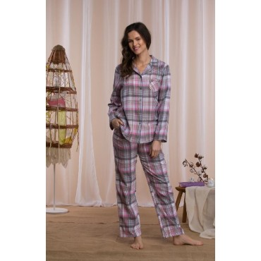 Pidžama Key LNS-423 B21 XXL-4XL