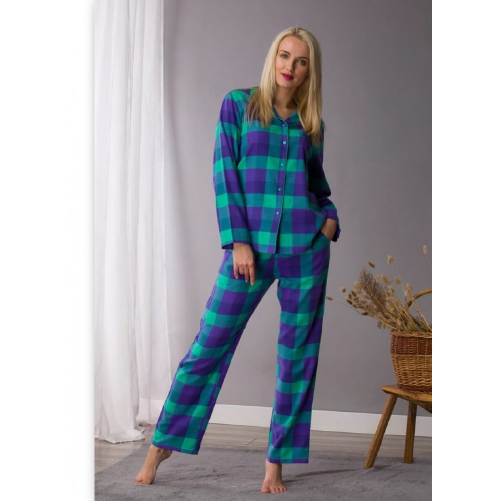 Kokvilnas pidžama Key LNS-440 B21