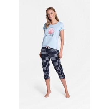 Sieviešu pidžama Henderson Ladies 38897 Tickle