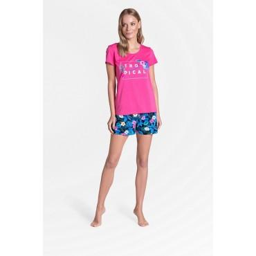 Sieviešu pidžama Henderson Ladies 38905 Tropicana