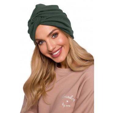 Turbāna cepure Moe M601 khaki