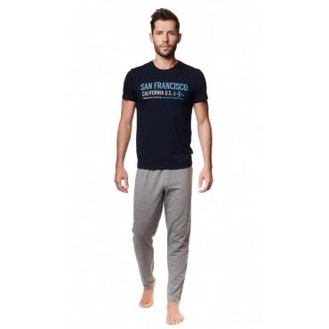 Vīriešu pidžama Henderson 39245 Array