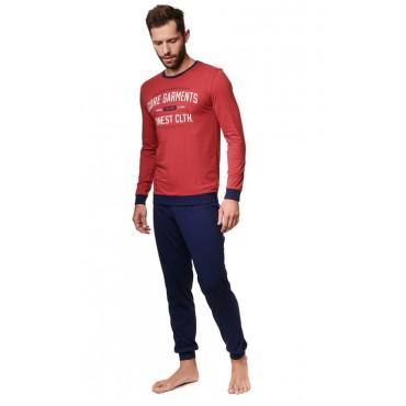 Vīriešu pidžama Henderson 39254 Agent