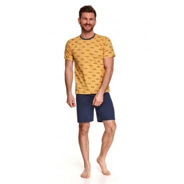 Vīriešu pidžama Taro 072 Max SS21