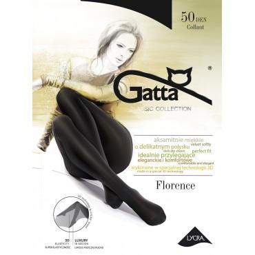 Zeķubikses Gatta Florence 50 3D