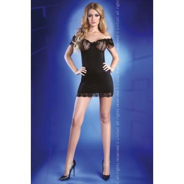 Adonisa Black LC 90137 Ziedu kolekcija