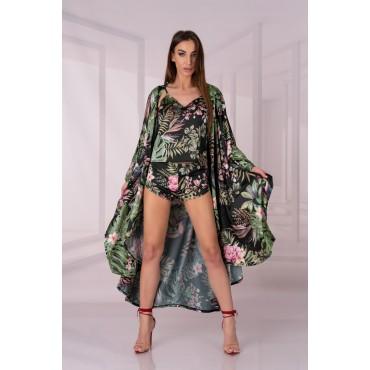Naktsveļas komplekts LivCo Corsetti Fashion Alexandrine Aquareel Collection