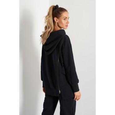 Kokvilnas džemperis Lemoniade L410A black
