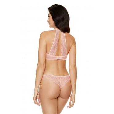 Soft krūšturis Gorteks Charlize/B2 pink