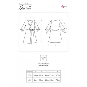 Halāts Daniella LC 90240 Blossom Collection