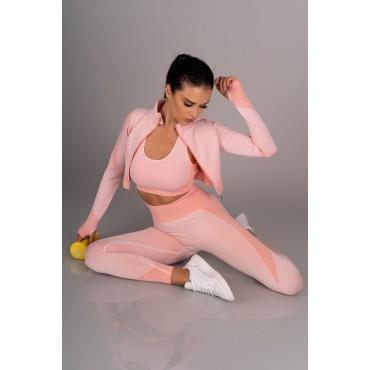 Sporta komplekts Gym 714 Pink LC1756