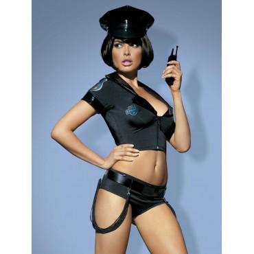 Erotisks policistes kostīms Obsessive Police