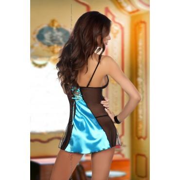 Nakts kleitiņa Beauty Night Michele turquoise