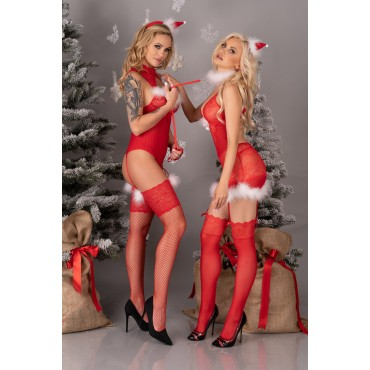 Ziemassvētku kostīms LivCo Corsetti Fashion Niphrea 5 pcs