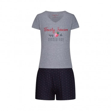 Sieviešu pidžama Henderson Ladies 38885 Tyla