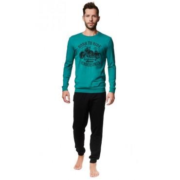 Vīriešu pidžama Henderson 39253 Alpha