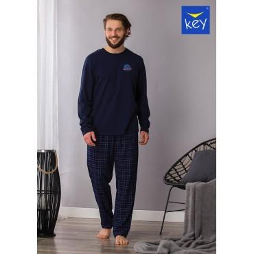 Vīriešu pidžama Key MNS-745 2 B21 -4XL