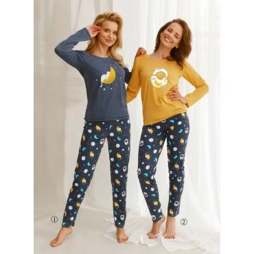 Sieviešu pidžama Taro 2579 Sarah AW21