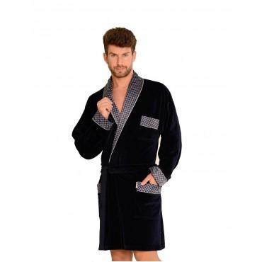 Vīriešu halāts Forex 772 Bonjour