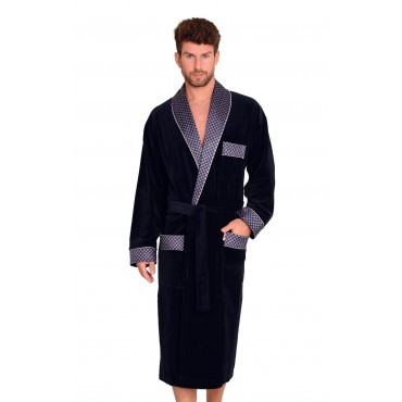 Vīriešu halāts Forex 773 Bonjour Dl