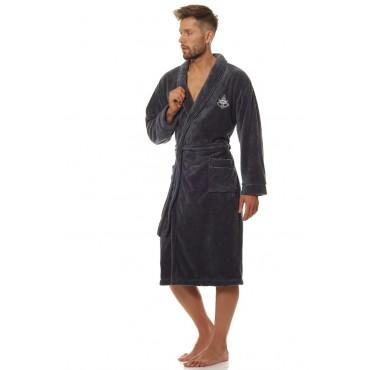 Vīriešu halāts L&L 2114 Marine