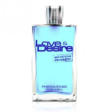Smaržas ar feromoniem Love&Desire Men 100 ml