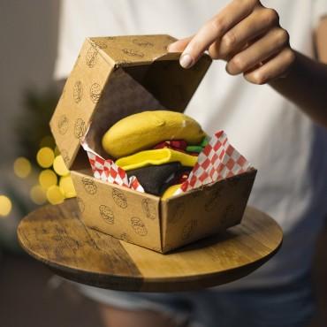 Zeķes Soxo Hamburger Box