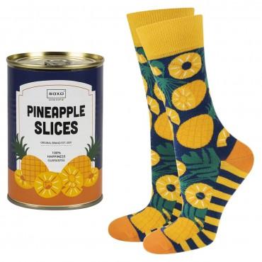Zeķes Soxo Pinapple Slices
