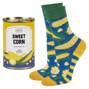 Zeķes Soxo Sweet Corn